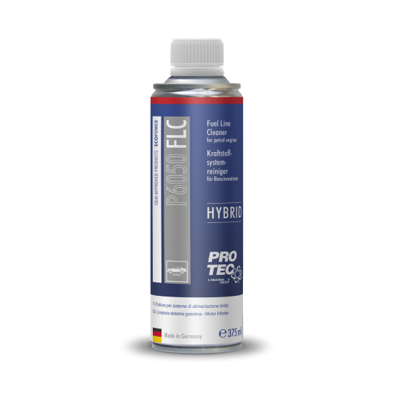 PRO-TEC Почистване горивна система хибриди Fuel Line Cleaner Hybrid 375 мл.
