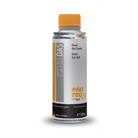 PRO-TEC Предотвратява пушенето на нафтата Diesel Anti Smoke 150 мл.