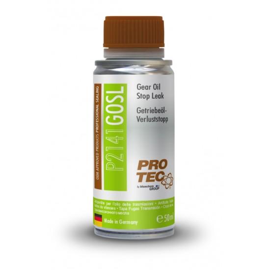 PRO-TEC Спиране на течове в скоростна кутия Gear Oil Stop Leak 50 мл.