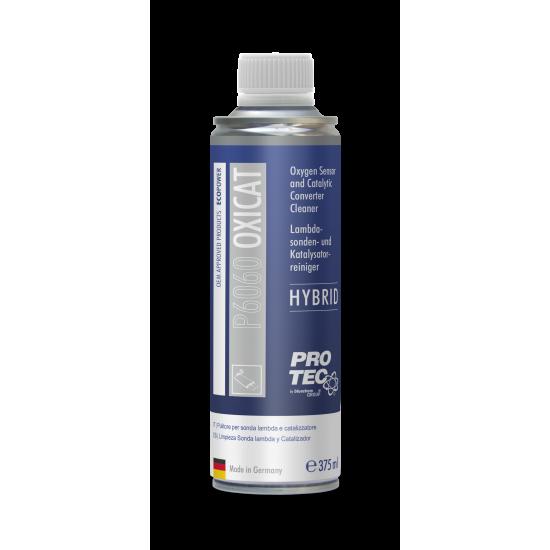 PRO-TEC Почистване на въздушен филтер хибриди Oxicat Hybrid 375 мл.