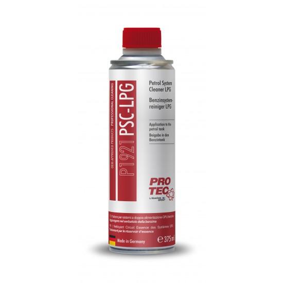PRO-TEC Запачва качествата на бензина Petrol System Cleaner LPG 375 мл.