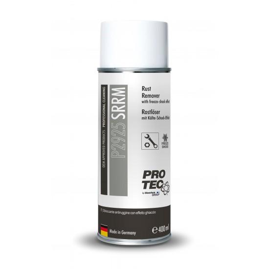 PRO-TEC Разтворител за ръжда - 40 градуса Rust Remover Freeze Shock 400 мл.