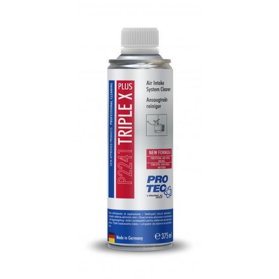 PRO-TEC Почистване всмукателна система бензин/дизел Triplex X 375 мл.