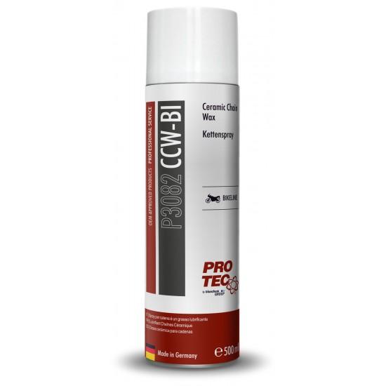 PRO-TEC Керамичен спрей за вериги Ceramic Wax 500 ml.