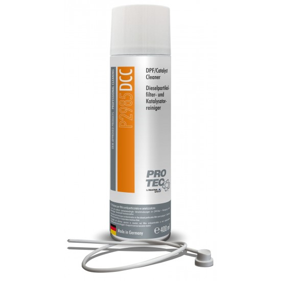 PRO-TEC Почистване на ДПФ и катализатор DPF/Catalyst Cleaner 400 мл.