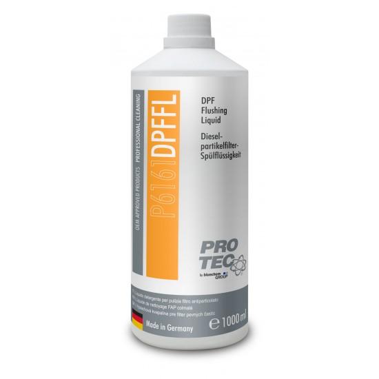 PRO-TEC Почистване на филтер за твърди частици DPF Flushing Liquid* 1000 мл.