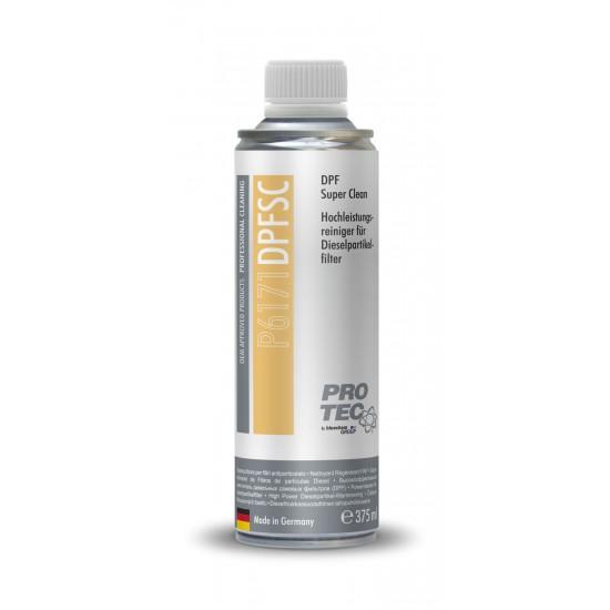 PRO-TEC Помага регенерацията на ДПФ DPF Super Cleaner 375 мл.
