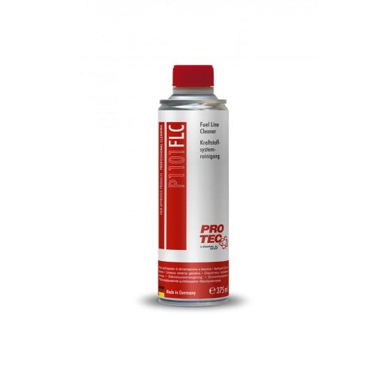 PRO-TEC почистване на бензинова горивна система Fuel Line Cleaner 375 мл.